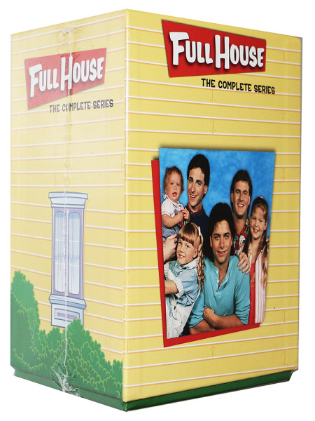 Full House The Complete Series Collection DVD Box Set 32 Disc