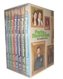 Parks and Recreation Complete Series DVD Season 1-7 Box Set 20 Disc
