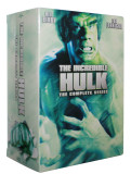 The Incredible Hulk The Complete Series DVD 20 Disc Box Set