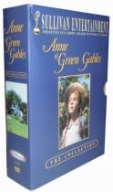 Anne of Green Gables The Trilogy Collection DVD 3 Disc Box Set  Free Shipping
