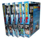Dragon Ball The Complete Series Seasons 1-5 DVD Box Set 25 Disc