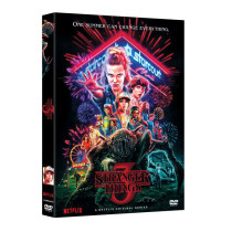 Stranger Things Season 3 DVD Box Set 3 Disc