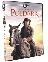 Poldark Season 5 DVD Box Set 3 Disc
