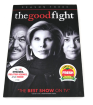 The Good Fight Season 3 DVD 3 Dsic Free Shipping