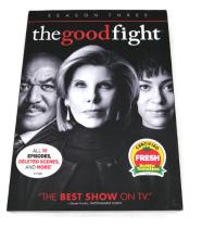 The Good Fight Season 3 DVD 3 Disc