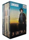 Longmire The Complete Seasons 1-6 DVD Box Set 15 Disc