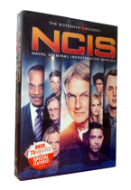 NCIS Naval Criminal Investigative Service Season 16 DVD 6 Discs Box Set