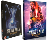 Star Trek Discovery Seasons 1-2 DVD Box Set 8 Disc