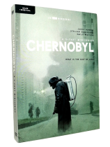 Chernobyl Season 1 DVD Box Set 2 Disc Free Shipping