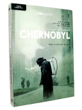 Chernobyl Season 1 DVD Box Set 2 Disc