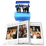 Friends The Complete Series Seasons 1-10 DVD Box Set 32 Disc