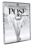 Pose The Complete Season 2 DVD Box Set 3 Disc