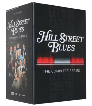 Hill Street Blues The Complete Seasons 1-7 DVD 34 Dsic Free Shipping