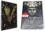 Vikings The Complete Season 5 DVD Box Set 6 Disc Volume 1&2
