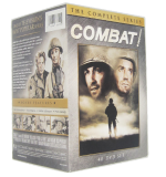 Combat The Complete Seasons 1-5 DVD Box Set 40 Disc