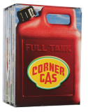Corner Gas Full Tank The Complete Collection Seasons 1-6 DVD 17 Disc Set