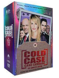 Cold Case The Complete Seasons 1-7 DVD Box Set 44 Disc