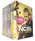 NCIS Los Angeles The Complete Series Seasons 1-11 DVD Box Set 65 Disc