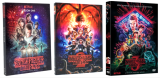 Stranger Things Seasons 1-3 1.2.3 DVD 8 Disc Box Set