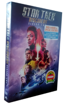 Star Trek Discovery Season 2 DVD Box Set 4 Disc Free Shipping
