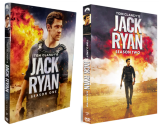 Tom Clancy's Jack Ryan Seasons 1-2 DVD Box Set 6 Disc