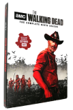 The Walking Dead Season 9 DVD Box Set 5 Disc