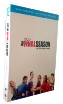 The Big Bang Theory Season 12 DVD Box Set 3 Discs