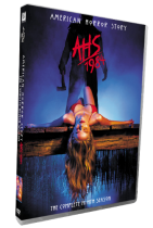 American Horror Story Season 9 DVD Box Set 3 Disc Free Shipping