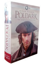 Poldark The Complete Series Seasons 1-5 DVD Box Set 15 Disc