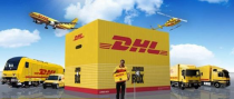 DHL Postage link Speed up shipping.