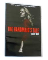 The Handmaid's Tale Season 3 DVD Box Set 4 Disc Brand New