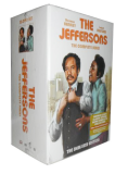 The Jeffersons The Complet Series DVD 33 Disc Set