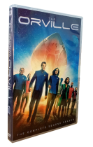 The Orville Season 2 DVD Box Set 4 Disc Free Shipping