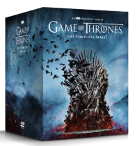 Game of Thrones The Complete Series Seasons 1-8 DVD Box Set 38 Disc Free Shipping