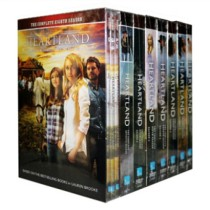 Heartland The Complete Seasons 1-11 DVD Box Set 54 Disc Free Shipping