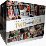 Two and a Half Men The Complete Series Seasons 1-12 DVD 39 Disc Box Set
