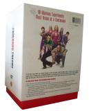 The Big Bang Theory Seasons 1-12 DVD Box Set 37 Disc