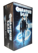 Quantum Leap The Complete Series DVD Box Set 27 Disc Free Shipping