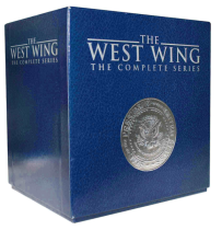 The West Wing The Complete Series Collection DVD Box Set 45 Disc Free Shipping
