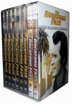 The Rockford Files The Complete Series Seasons 1-6 DVD Box Set 34 Disc Free Shipping