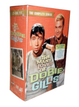 The Many Loves of Dobie Gillis The Complete Series DVD Box Set 21 Disc Free Shipping