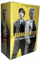 Inspector George Gently The Complete Collection DVD Box Set 25 Disc Free Shipping
