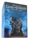 Game of Thrones The Complete Seasons 1-8 DVD Set 38 Disc