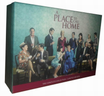 A place to call home The Complete Series Seasons 1-6 DVD Box Set 20 Disc Free Shipping