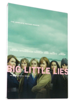Big Little Lies The Complete Season 2 DVD Box Set 2 Disc Free Shipping