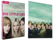 Big Little Lies The Complete Series Seasons 1-2 DVD Box Set 5 Disc