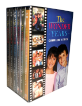 The Wonder Years Complete Series DVD Box Set 22 Disc Free Shipping