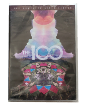 The 100 The Complete Season 6 DVD Box Set 3 Disc Free Shipping