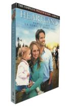 Heartland Season 12 DVD Box Set 4 Disc