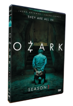 OZARK Season 3 DVD Box Set 3 Disc